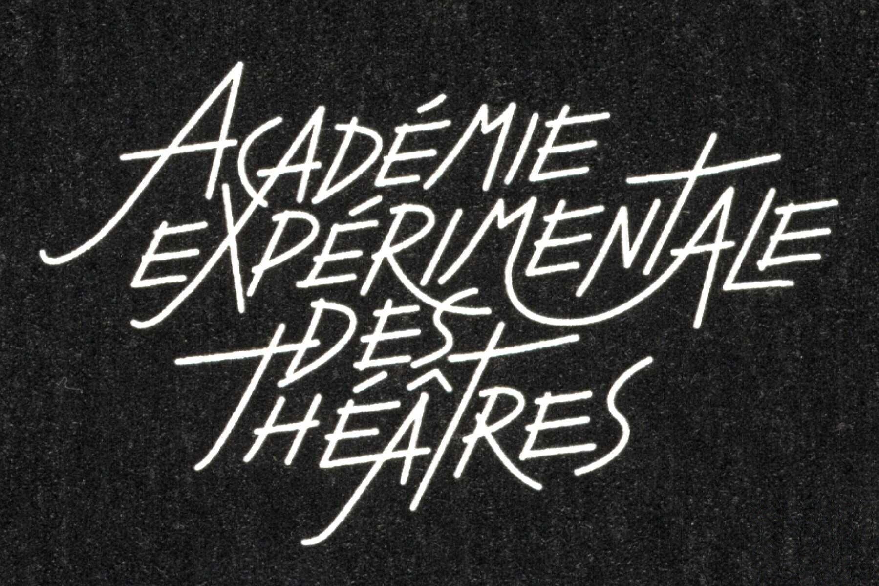 image for Académie Expérimentale des Théâtres