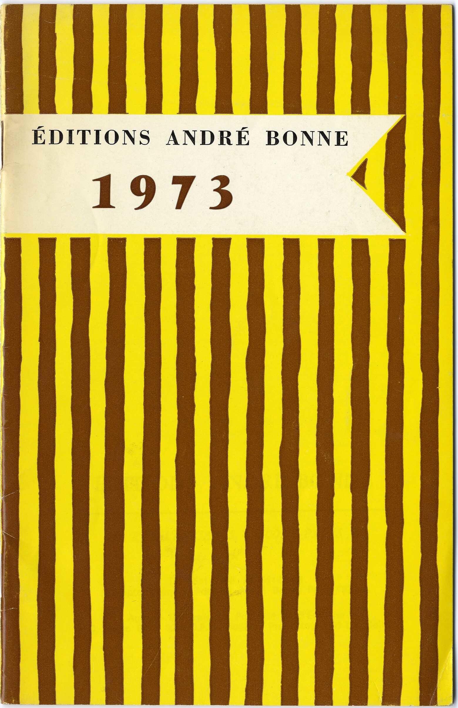 image for Éditions André Bonne
