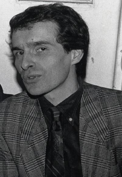 image for Barbedette, Gilles (1956-1992)