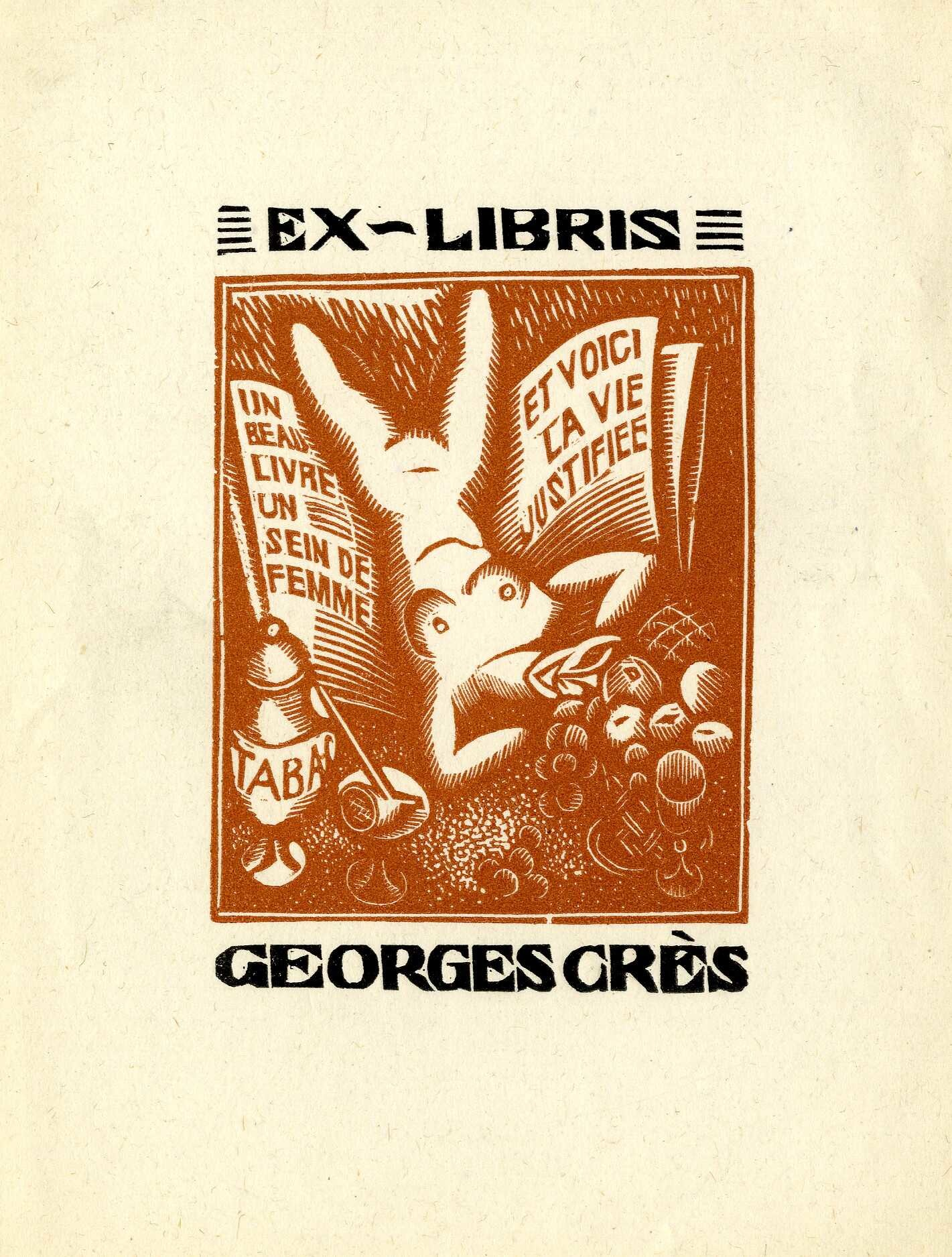 image for Georges Crès (1875-1935)