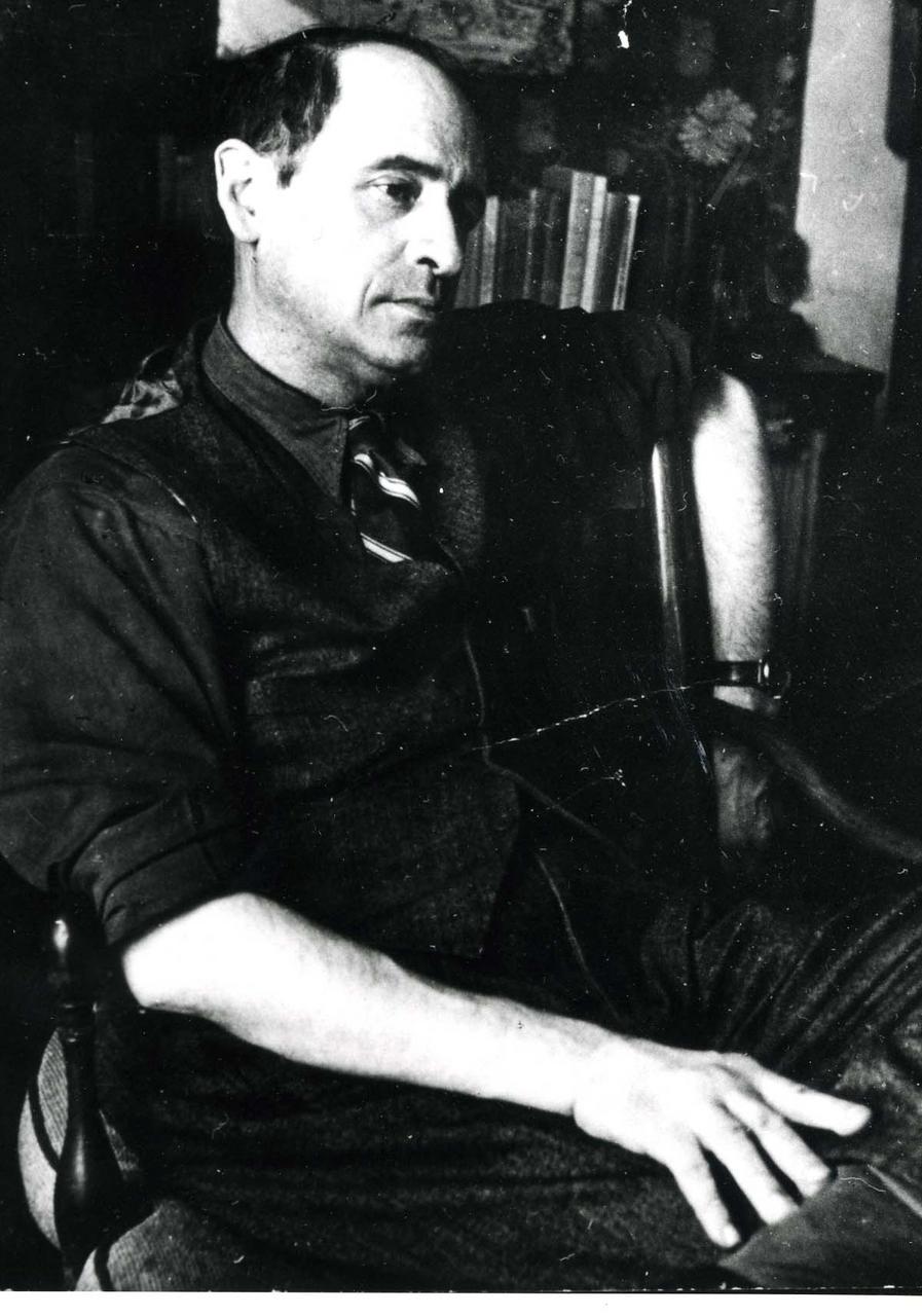 image for Audiberti, Jacques (1899-1965)