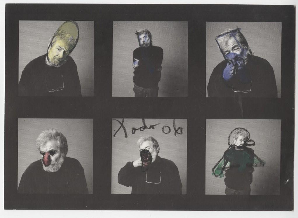 image for Dado (1933-2010)