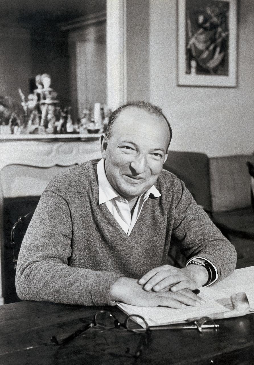 image for Desanti, Jean-Toussaint (1914-2002)
