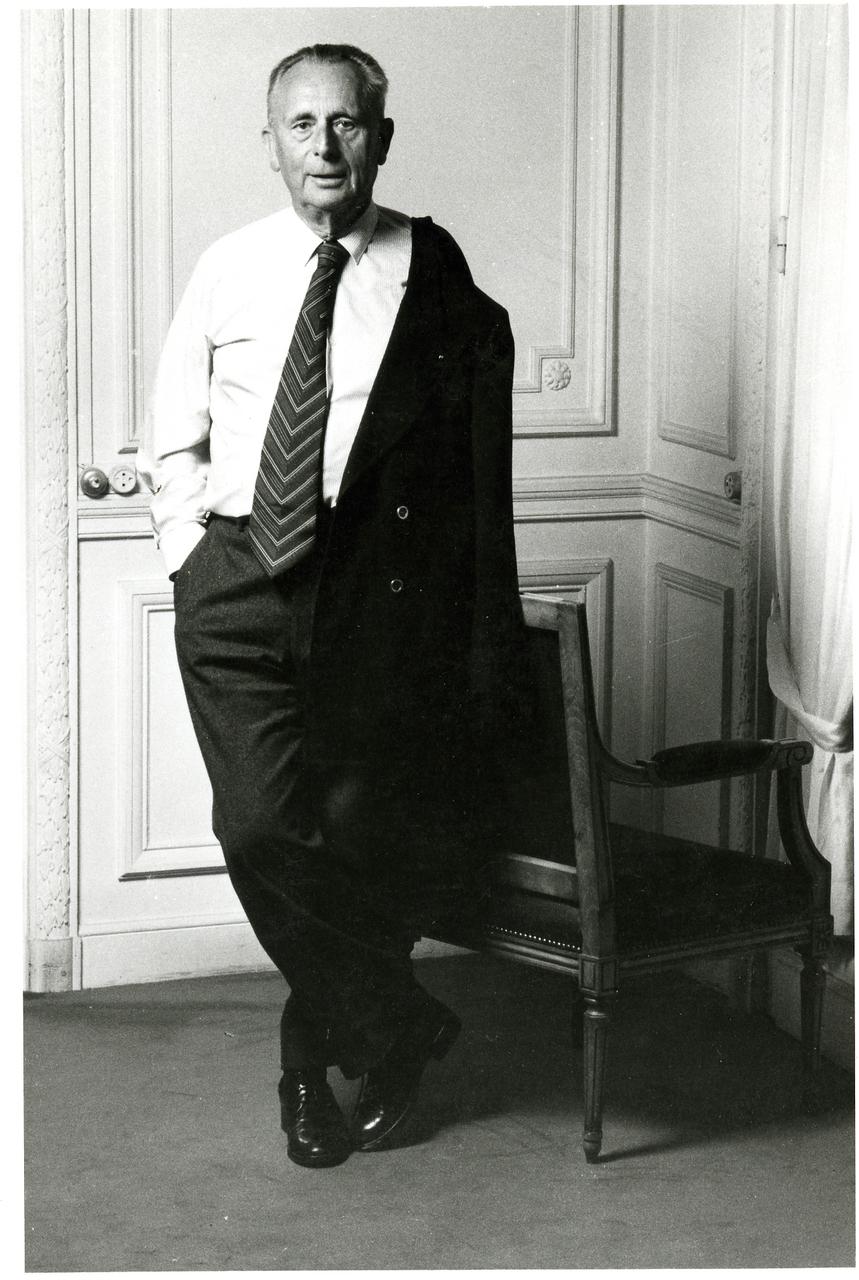 image for Fauvet, Jacques (1914-2002)