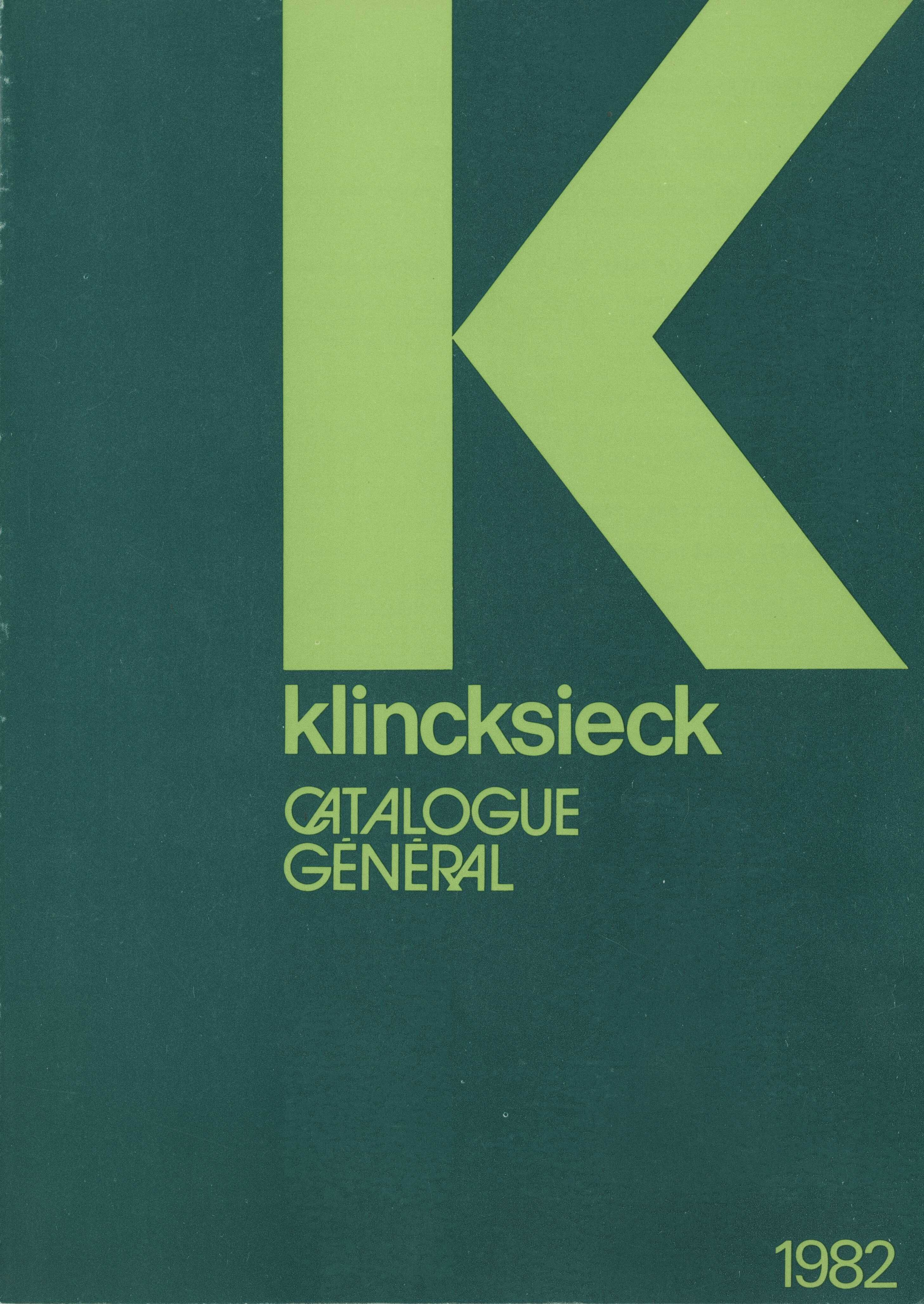 image for Klincksieck