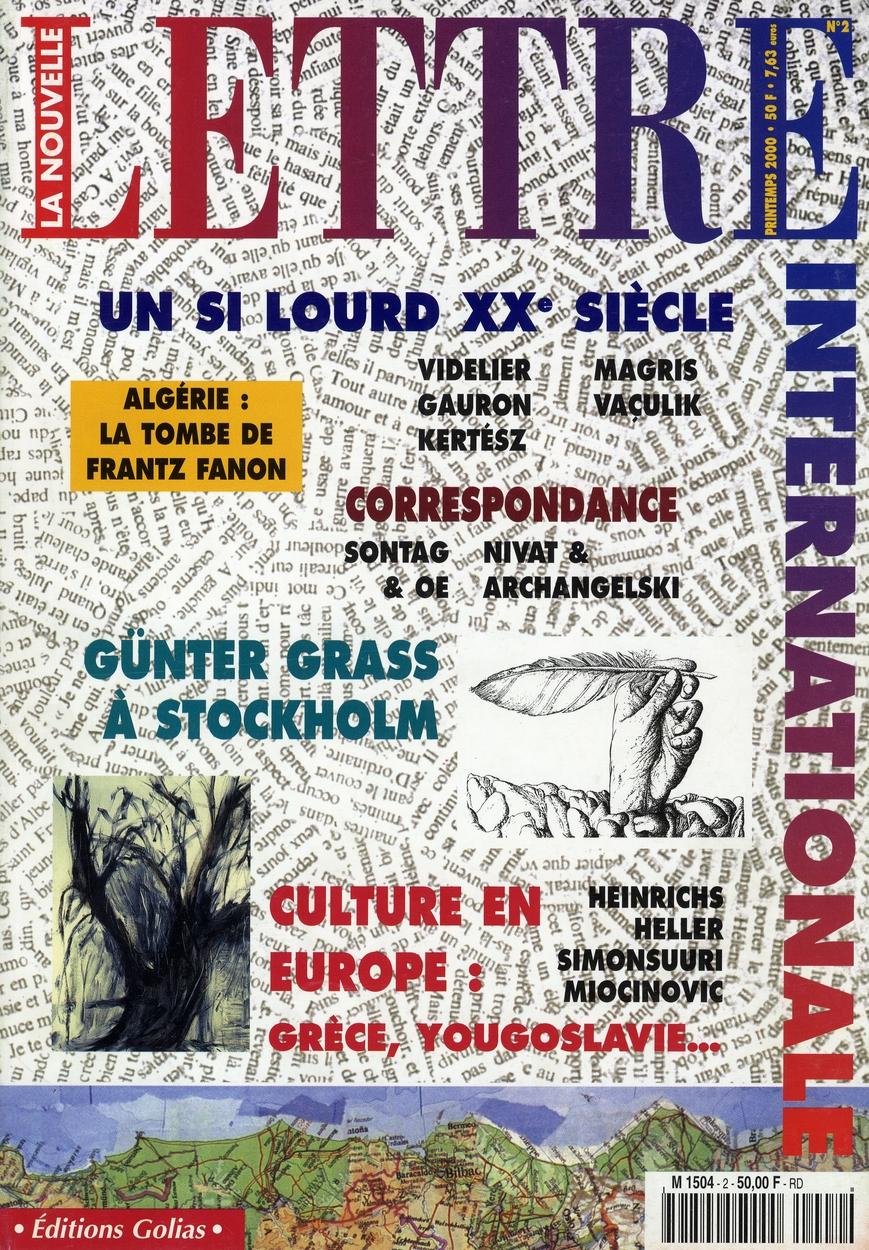 image for Lettre internationale / Antonin Liehm