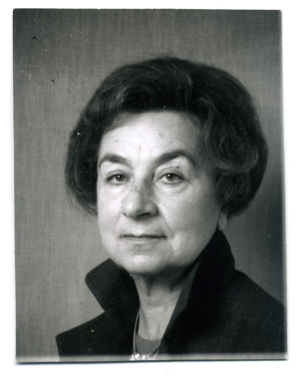 image for Lemoine-Luccioni, Eugénie (1912-2005)
