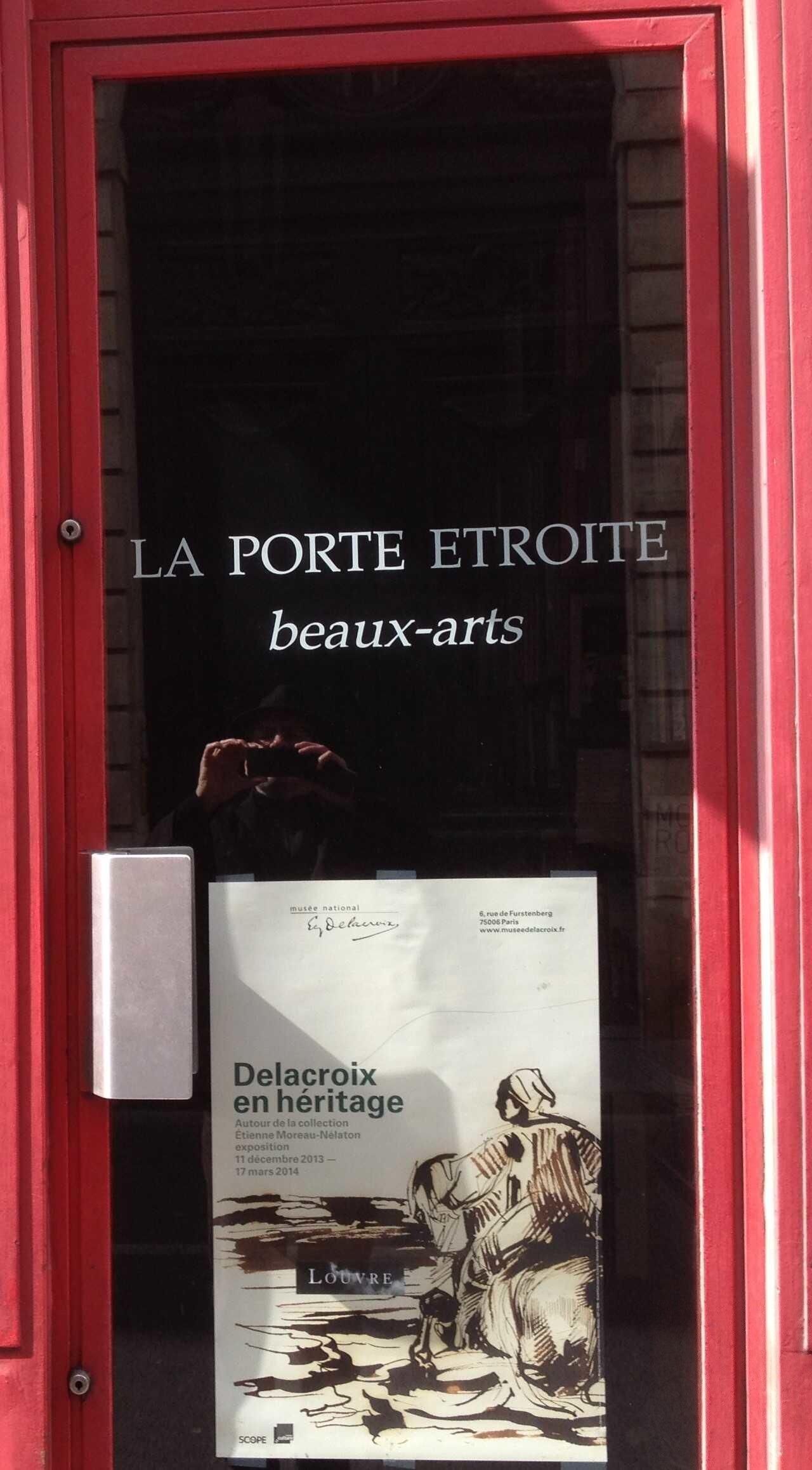image for Librairie La Porte étroite (1921-2015)