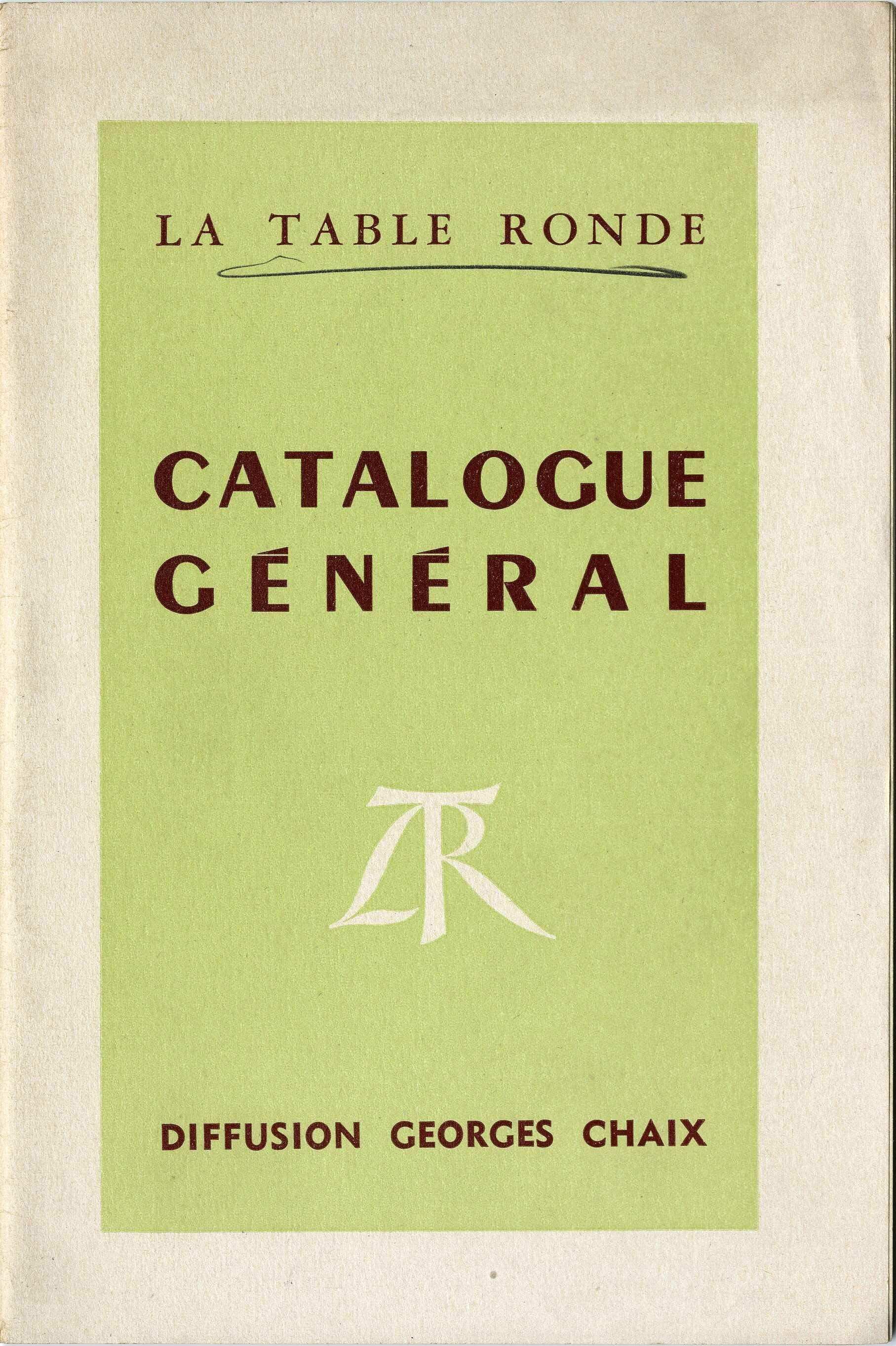 image for La Table Ronde