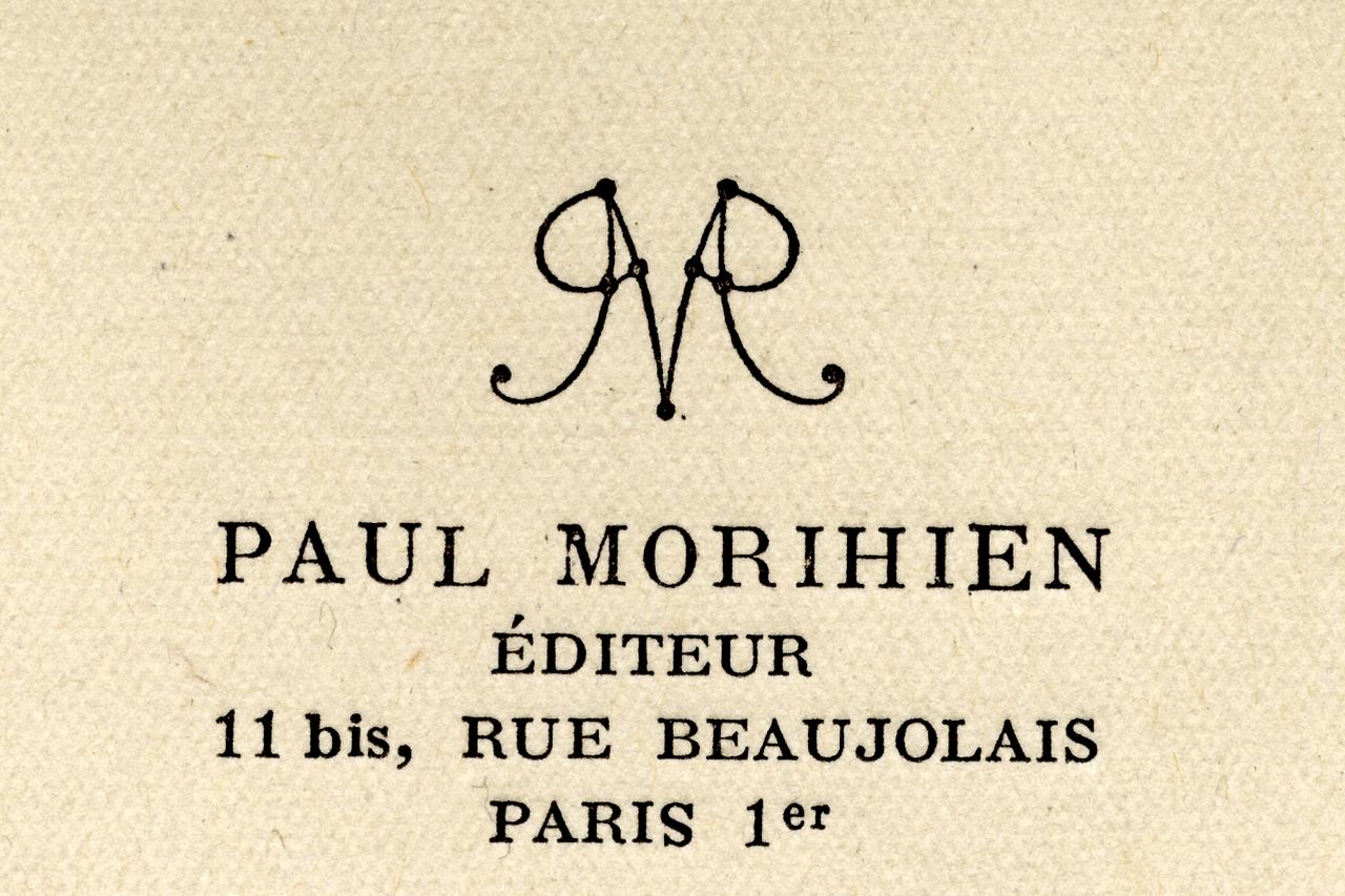 image for Paul Morihien