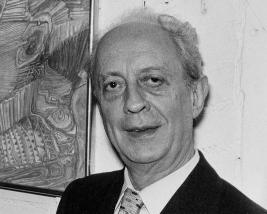 image for Pieyre de Mandiargues, André (1909-1991)