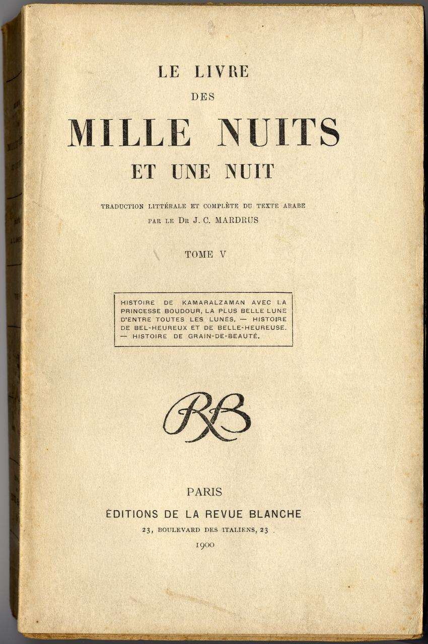 image for Éditions de la Revue Blanche